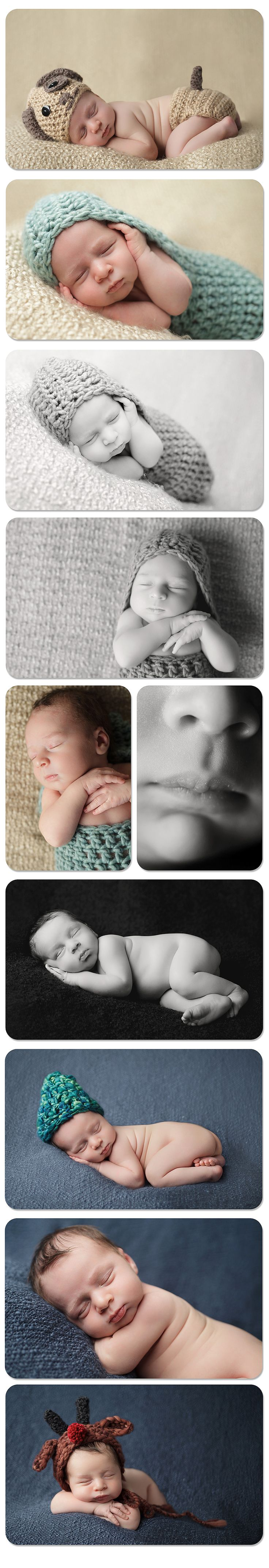 newborn boy - I want the doggie from the top pic for my baby boy!
