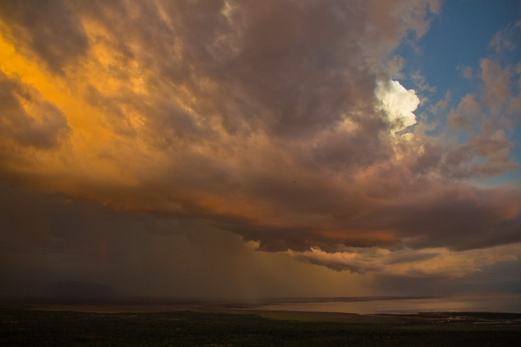 Epic Sky in Lake Manyara, TANZANIA