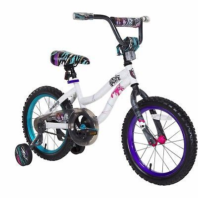 Bmx Bikes For Girls Training Wheels Learning Educational Bicycle 16 Inch 1 Speed4  Gender - Girls, Wheel Size - 16, Frame Size - 16, Type - BMX Bike, UPC - 600161166227