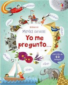 Un bonito libro para explorar todo tipo de preguntas que los más pequeños hacen Con respuestas sencillas a preguntas difíciles e ilustraciones informativas y entretenidas. Cubre temas de lo más variados con un texto claro y sencillo, salpicado de humor.