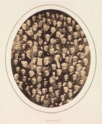 George Washington Wallace - Aberdeen Retratos No. 1, 1857, The Horace W. Goldsmith Fundación Fondo, a través de Joyce y Robert Menschel de 2011, el Museo Metropolitano de Arte.