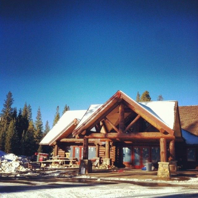 Colorado Mountain Wedding Venues: Breckenridge Nordic Center Checking Out The New Oh Be