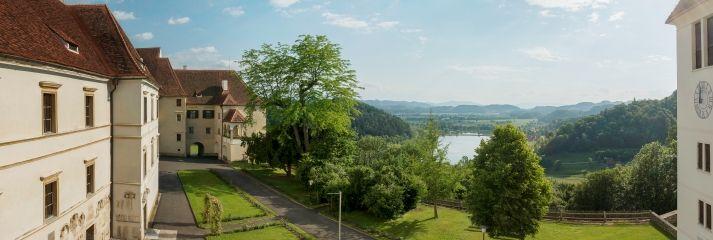 Schloss Seggau in der Südsteiermark