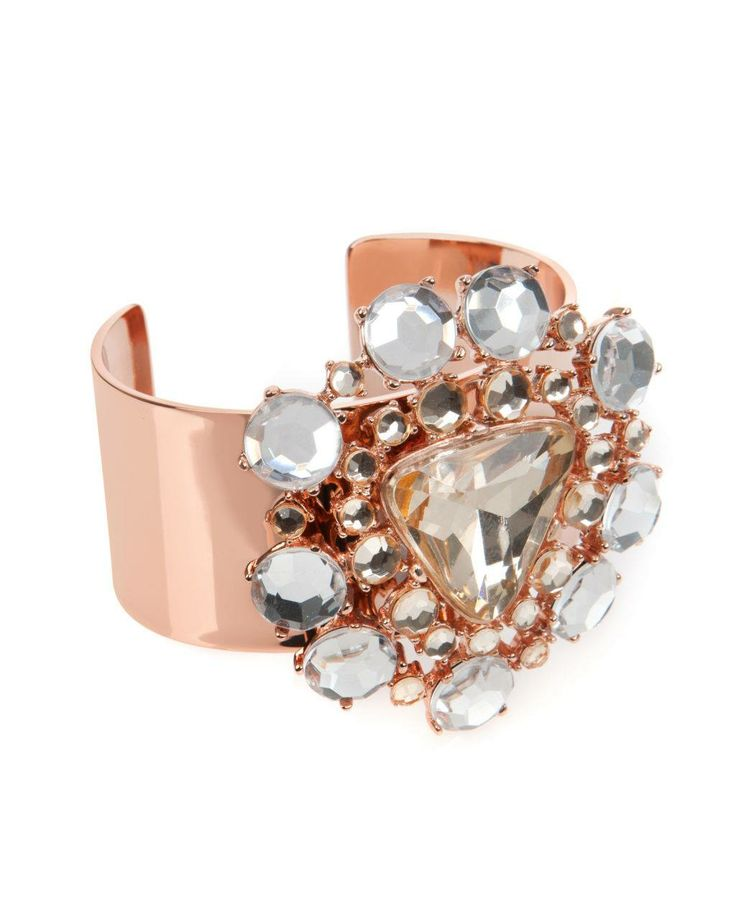 Give your mum some glamour this #MothersDay with this vintage inspired Jovi cuff from @Ted Baker on #RegentStreet - £75.00