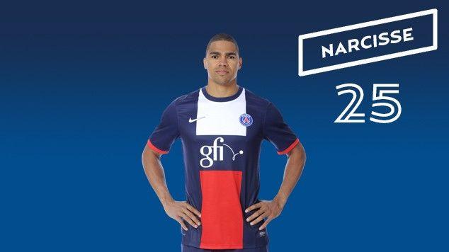 Le Paris Saint-Germain Handball a dévoilé aujourd'hui son nouveau maillot domicile pour la saison 2013/2014. Comme pour le football, l'équipe de handball rejoint l'équipementier Nike. Dans un soucis de cohérence entre les différentes sections, le design du maillot sera le même que celui de l'équipe de football comme le précise le club dans un communiqué....