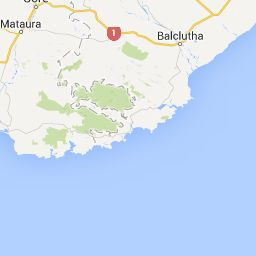 Mosgiel to Invercargill, New Zealand - Google Maps