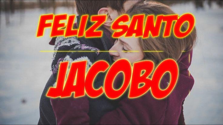 FELIZ SANTO JACOBO