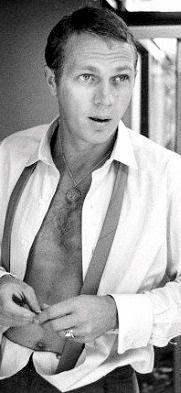 Steve McQueen by Sid Avery