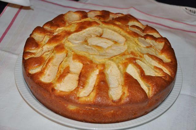 La cuina dels Peris: Bizcocho con manzana