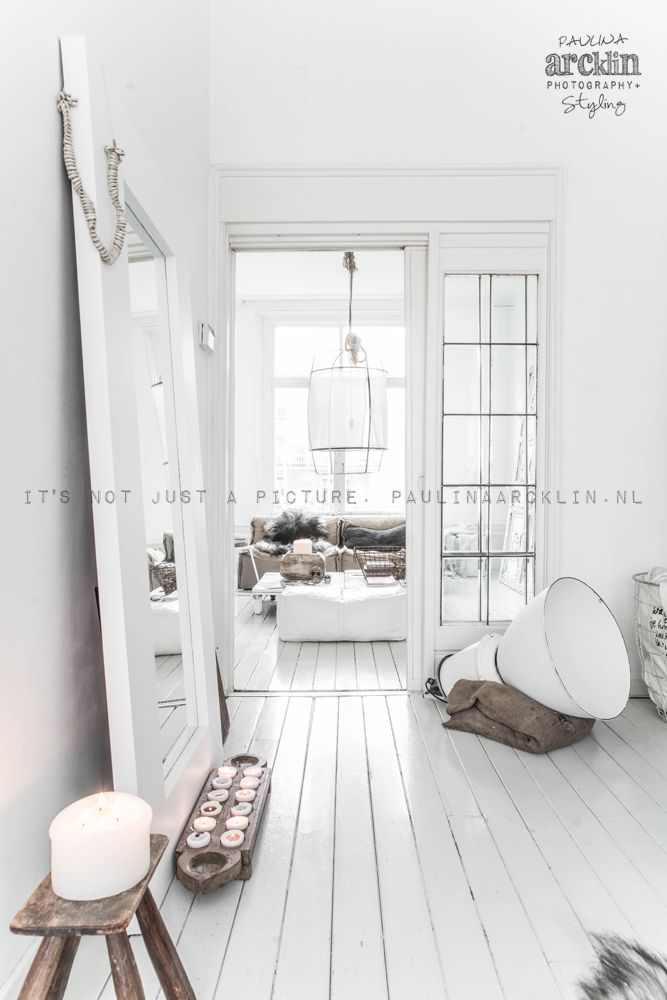 Paulina Arcklin | My home. White Wood FloorsWhite FlooringWood FlooringWhite  BedroomsRustic ... - 25+ Best Ideas About White Wood Floors On Pinterest White