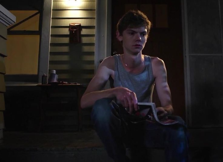Thomas-Brodie Sangster in My Left Hand Man (2011).<<such a sad movie! I cried. And I still need to see Phantom Halo!