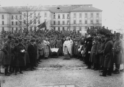 Singurele imagini de la Marea Unire din 1918, făcute de fotograful Samoilă Mârza | Istorie