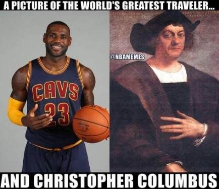 Pin by Tristan Shivers on memes | Funny basketball memes ...