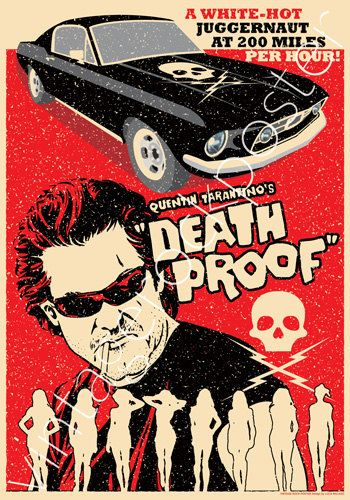 DEATH PROOF by tarlotoys