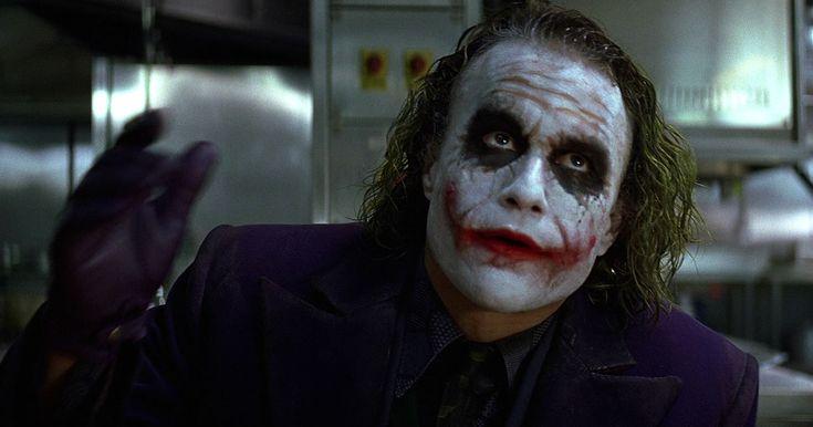 #Joker #TDK #Heath