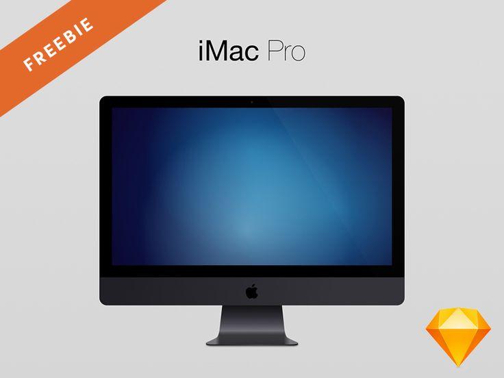 Sketch Freebie Imac Pro Imac Freebie Mac Mini