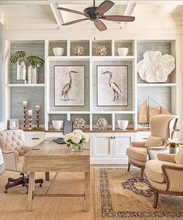 Costal Design Inspiration For An