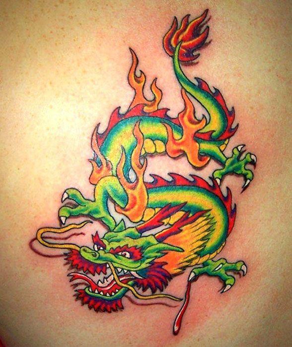 78 Best Images About Mejores Tatuajes De Dragones On