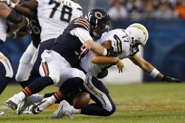 Monday Night Football Week 9: TV Schedule, Live Stream for Bears vs. Chargers -  By Michelle Bruton , Featured Columnist Nov 9, 2015