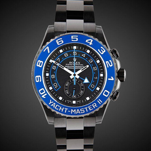 Omega Yachtmaster 2