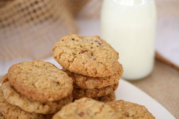 Amazing SW Oat Cookies |