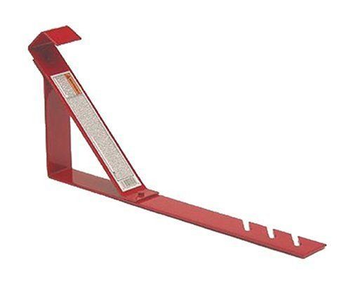 Qualcraft 45-Degree Fixed-Angle Roofing Bracket with 6-Inch Platform #2504 by Qualcraft. $5.96. From the Manufacturer                Durable all-steel construction roof brackets with 6-inch platform. Use with 2-by-6-inch planks.  Easy installation and removal without damaging shingles.  One man per 8 feet staging plus 40 pounds. Maximum 8 feet of spacing between brackets.  Complies with OSHA regulations.  Fixed angle 45 degree, 6-inch platform.                                  ...