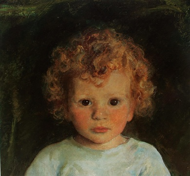 Henriette Wyeth Portrait of Michael Henriette WyethHurd Art Pinterest