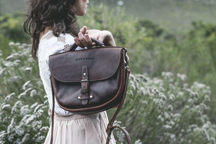 Alex & Marla Handcrafted Leather bags #leather #bags #handcrafted #saddlebag