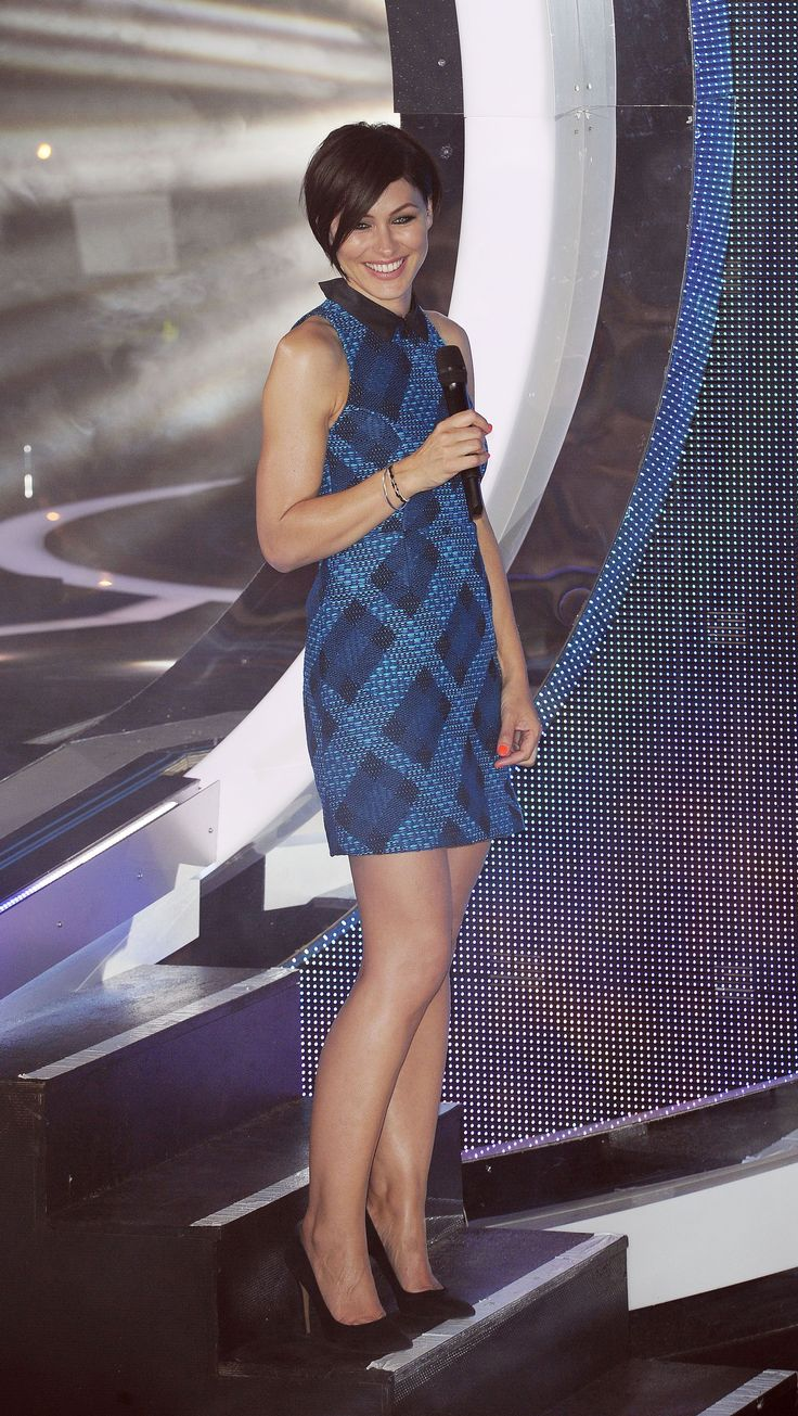 Emma Willis – Big Brother Eviction 18.07.14