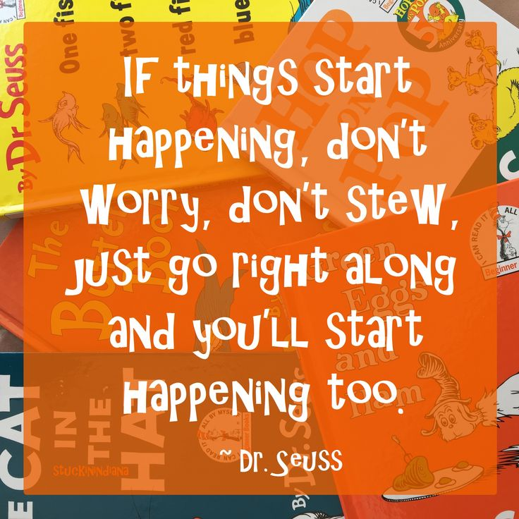 """Motivational Inspirational Quotes: """"If Things Start Happening, Don't Worry, Don't Stew, Just"""
