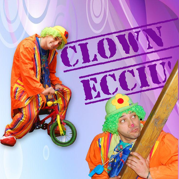 clown ecciù