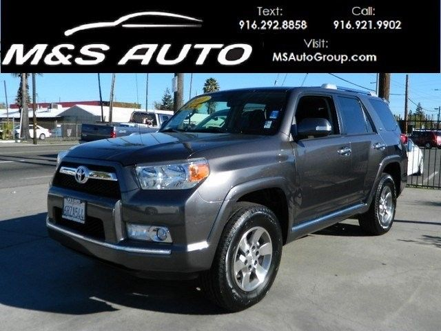 #HellaBargain 2011 Toyota 4Runner SR5 Sport Utility 4D - Sacramento's favorite car dealer since 1995! We can help with financing through Banks and Credit Unions - call for info 916-921-9902 or visit our website at www.MSAutoGroup.com. - SKU: JTEBU5JRXB5059243 - Price: $25,595.00. Buy now at https://www.hellabargain.com/2011-toyota-4runner-sr5-sport-utility-4d-36683.html