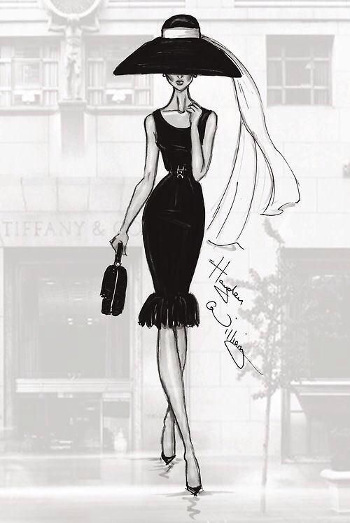 A trip to Tiffany's ~ Breakfast At Tiffany's: Holly Golightly ~ Audrey Hepburn                                                                                                                                                     More