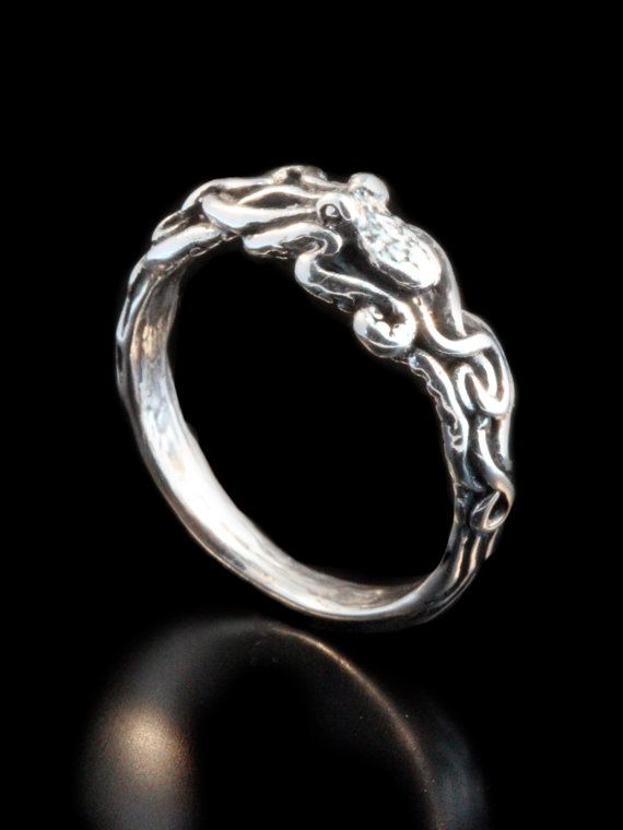 https://www.etsy.com/listing/227832965/octopus-ring-silver-tentacle-ring