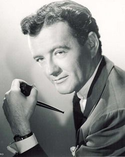 Robert Walker | Robert Hudson Walker (October 13, 1918 – August 28, 1951) was an American actor,[1] best known for his starring role in Alfred Hitchcock's 1951 thriller Strangers on a Train.