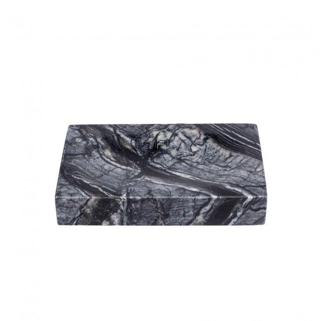Harman Marble Soap Dish (Black)
