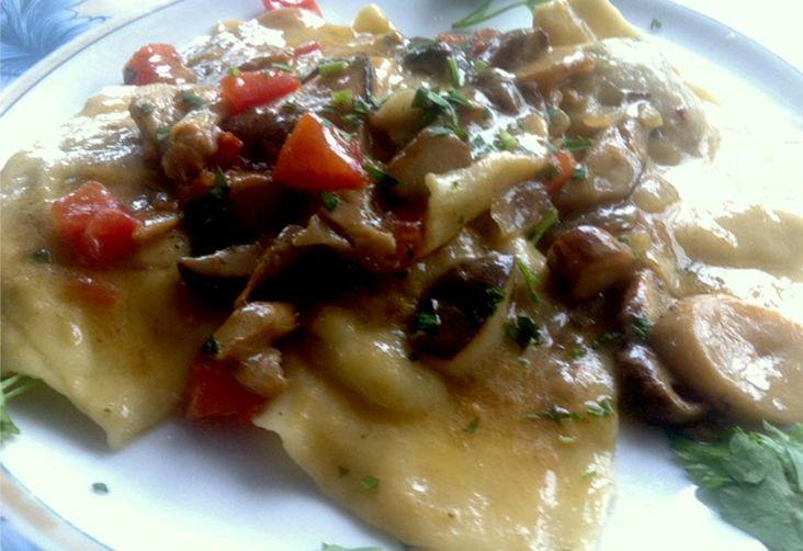 tortelloni-funghi-porcini #ricettedisardegna #cucina #sarda #sardinia #recipe
