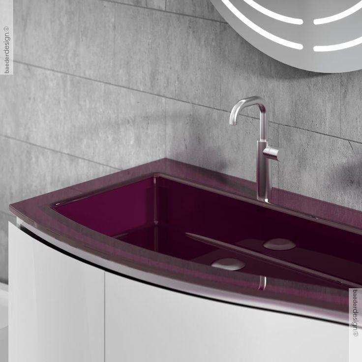 Waschbecken Plus Unterschrank : le thème Waschbecken Mit Unterschrank sur Pinterest  Unterschrank