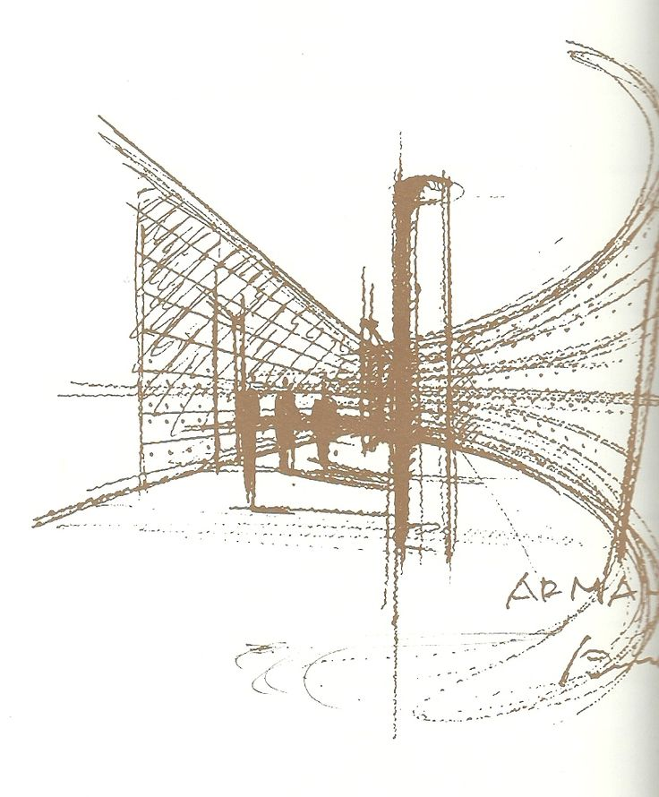 Tadao ando armani teatro milano archisquare for Architecture technique