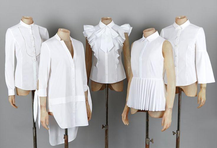 Classic White Collection – Karen Millen  https://www.luxurialifestyle.com/classic-white-collection-karen-millen/