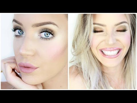 Natural 'Dome Shadow' Tutorial (good for hooded eyes) - Stephanie Lange