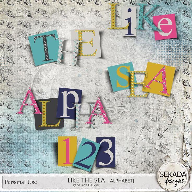 Personal Use :: Alphas :: Like The Sea - Alpha