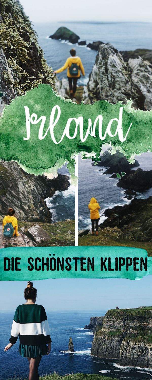 Irland Rundreise | die schönsten Klippen auf der Inseln