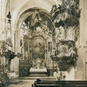 Sopron - Bencés templom - Benediktinekirche