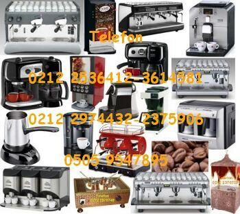 Espresso Makinası Tamiri Bakımı Servis Telefonu 0212 2974432