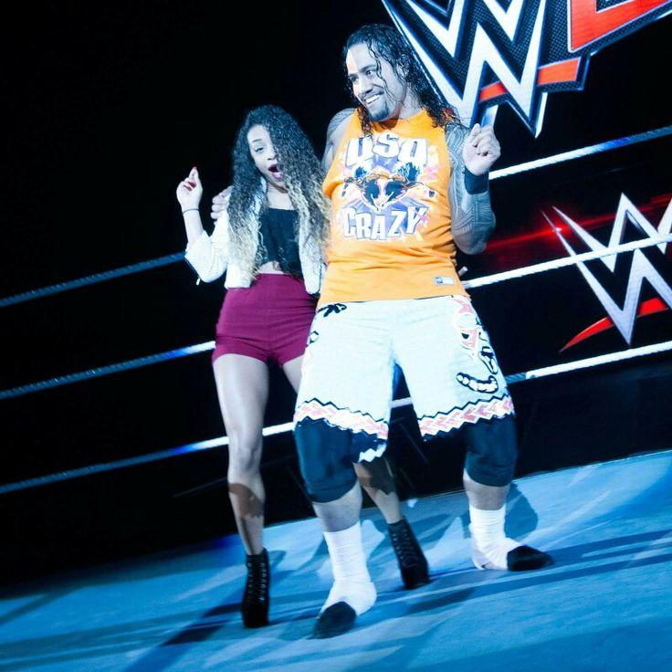 JoJo WWE photos