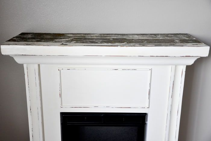 Electric Fireplace Before and After - DIY at the Wright House ...