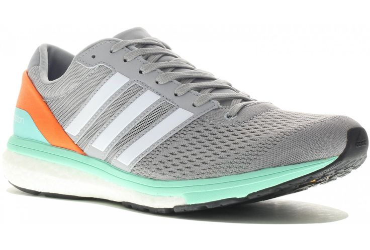 adidas adizero Boston Boost 6 W pas cher - Chaussures running femme running Route & chemin en promo