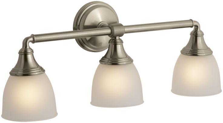 Kohler K10572 Kohler devonshire, Vanity lighting, Wall