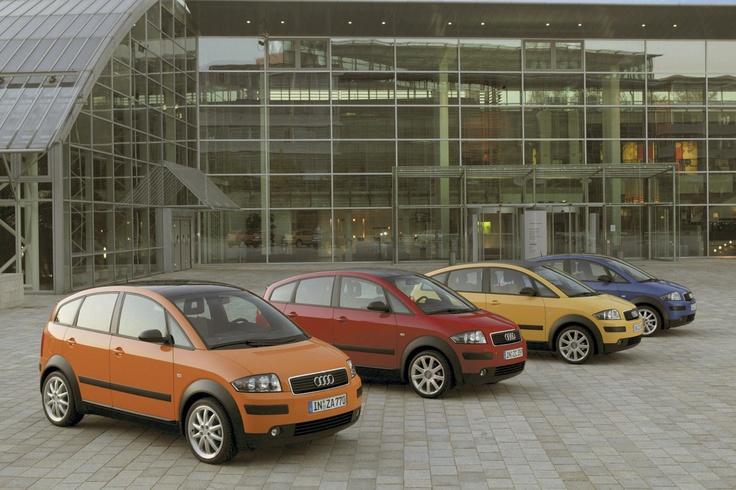 mimiko-ctes: Audi A2 Wallpapers